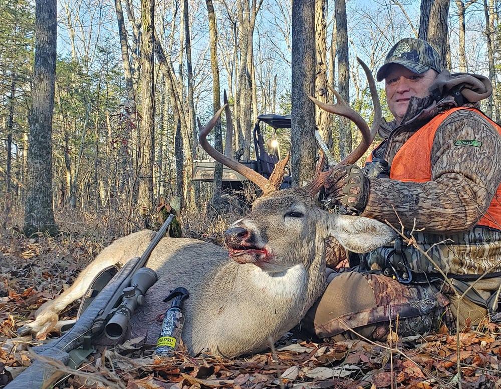 Scott Sharp deer