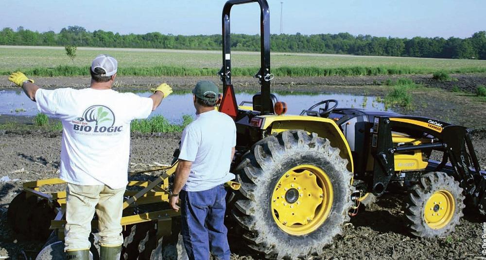 moist soil management