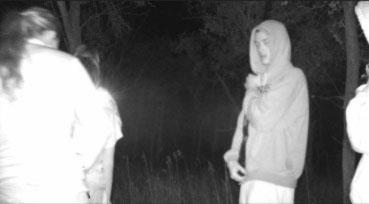 trespassers on camera